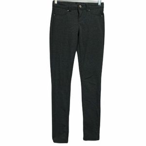 London small grey cotton jeans with stretch